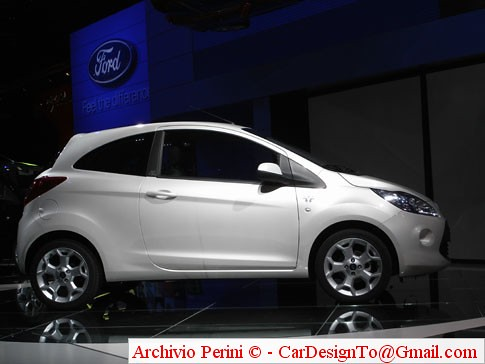 FORD KA @ 2008 PARIS MOTOR SHOW
