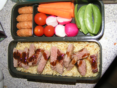 Husband Bento for 08.10.08