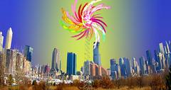 Future Wind Power for NYC (Rusty Russ) Tags: sky usa art nature photoshop manipulated solar photo interesting twilight energy colorful power image wind picasa newsroom stumbleupon efficient freeimage newyorkcitynycmanhattentowerblastbreezeparkflickrbestfavphotoshopcarsroseflyinguniversebirthdayweddingskybuildingskyscrapperelectricityfuturegoogleyahooimageredgreensky