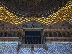 Sevilla (Graa Vargas) Tags: espaa canon sevilla spain ceiling ph227 realesalczares graavargas 2008graavargasallrightsreserved 3100150109