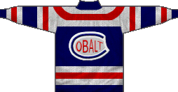 Cobalt Silver Kings Jersey