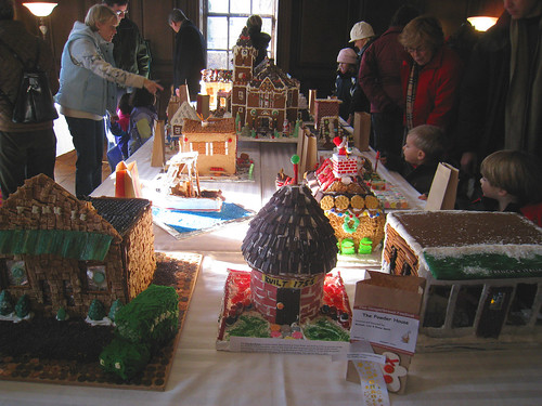 Gingerbread Festival at Lee Mansion