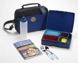 Giveaway: Laptop Lunchbox Set