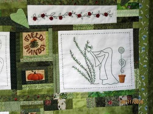 Ursula Schertz- Gartenfeen 5