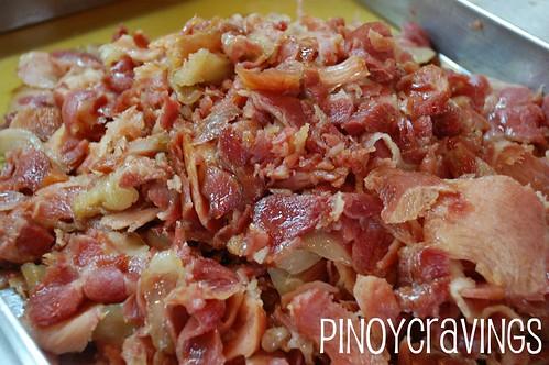 Scrap Sweetened Ham