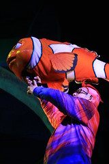 Finding Nemo: The Musical (obgphotography) Tags: finding nemo disney musical pixar waltdisneyworld crush marlin animalkingdom the findingnemothemusical