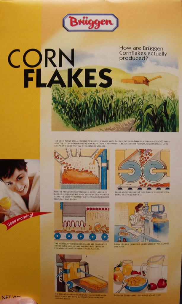 Brüggen Corn Flakes