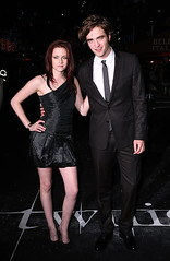 Kristen Stewart, Robert Pattinson (pattinsons-sweetheart) Tags: twilight cullen uklondon pattinson edwardandbella