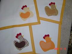jogo de cozinha.. (Renata ...) Tags: jogo galinhas jogodecozinha