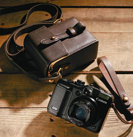 Canon PowerShot x Mihara Yasuhiro Camera Case