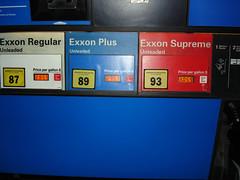 Exxon all pumps - Bad design - Usability (oLorrain) Tags: boston touch interface trace example usability essence esso ux gaspump examples baddesign octane userexperience exxon petroleum ihm exemple pompe ptrole ergonomie pushtostart baduserinterface