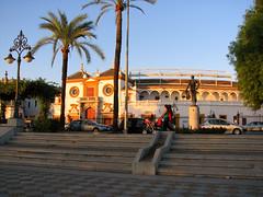 Sevilla (Graa Vargas) Tags: espaa sevilla spain plazadetoros graavargas 2008graavargasallrightsreserved larealmaestranza 1200020109