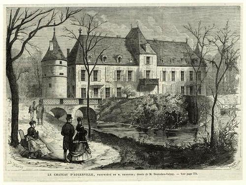 010- Castillo D'Augerville 1868