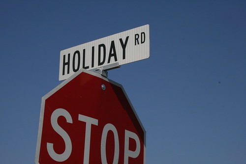Holiday Rd.