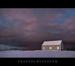 The House On The Hill (Trausti lafsson) Tags: snow nature iceland bravo frost hdr gbr hsavk nikond80 ultimateshot visiongroup thegoldentouch theunforgettablepictures theunforgettablepicture theperfectphotographer goldsealquality thegreatshooter sensationalphoto artistictreasurechest traustilafsson thetruthgallery musicsbest