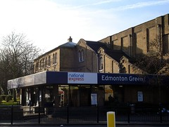 Picture of Edmonton Green Station