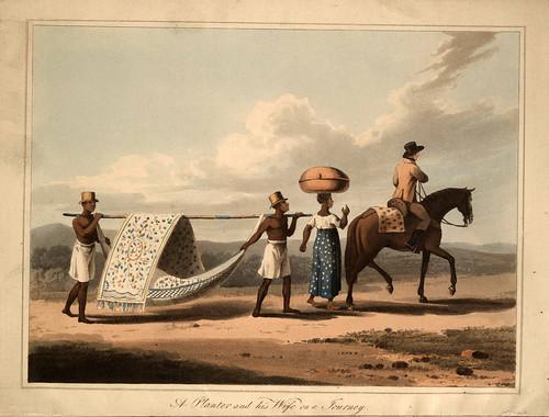 024-Brasil un plantador y su señora de viaje