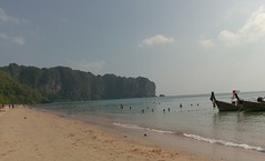 Ao Nang Beach Photo credit: pandemia