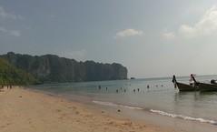 Ao Nang Beach Photo credit: pandemia