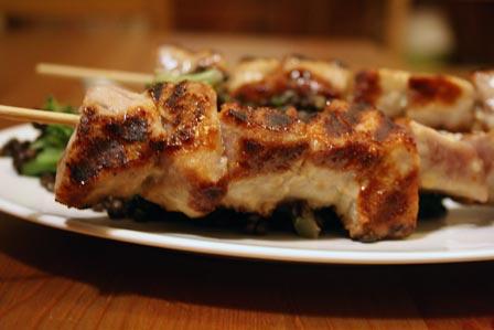 Miso-glazed Tuna Kebabs – The Kitchen Illiterate