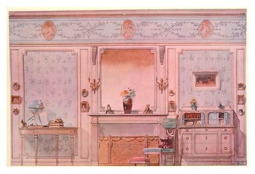 009- Habitacion infantil-acuarela 1907