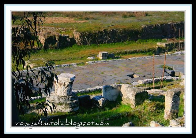 Ancient Roman Way at Tarsus