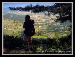 Hiking at Abant Mountains (voyageAnatolia.blogspot.com) Tags: trees mountain lake man tree sports nature look silhouette pine trekking trek walking landscape branch mt looking view hiking explorer hill watch trkiye turkiye watching under down hike casio mount turquie trkei backpack fields hiker backpacker bushes ways turquia slope active lightroom turqua abant tyrkiet turchia    turska  fotogezi   voyageanatolia qv780 savebeautifulearth