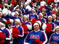 New Year's Day Parade (Tetramesh) Tags: uk greatbritain england london cheerleaders unitedkingdom britain piccadilly uca londres londra newyearsday londen lontoo londyn londn newyearsparade  newyearsdayparade londona newyearparade londonas tetramesh  ucacheerleaders newyearsparade2009 newyearsdayparade2009 londonnewyears 2009londonnewyearparade londonnewyearparade2009 londonnewyear2009parade geo:lat=51509026 geo:lon=0137087 londr