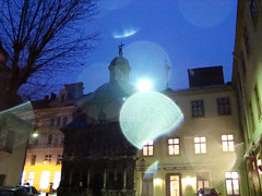 Lviv 05 (Arwy) Tags: lights lviv огни lvivatnight ночнойльвов