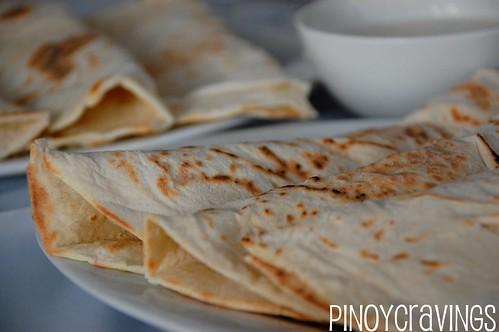 Manos Greek Taverna Pita Bread