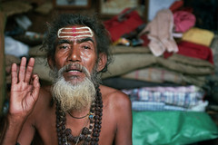 (Jeff Bauche._.)) Tags: voyage travel nepal portrait man film jeff face photography faces retrato films prayer monk portrt holy roll hindu portret hinduism bard ritratto sadhu visage portrat holyman saddhu npal hindouisme pellicule bauche pellicula abigfave sdhu jeffbauche sdhu jeanfranoisbauche  jeffbauche jeffbauchehotmailcom