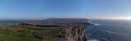 Inis Mór (Inishmore) panoramic
