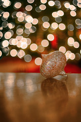 The end of the holidays... (chrias.) Tags: christmas reflection tree bokeh ornament marble hdr photomatix bokehdots