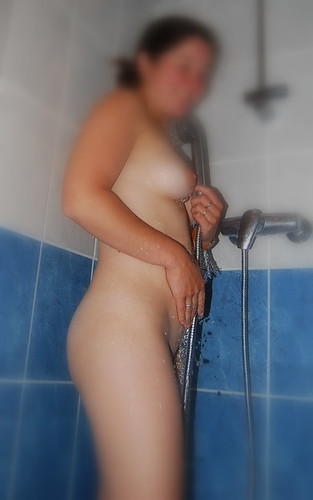hot cheating wife photos picture pics: hotwife,  sexy,  shower,  wife,  nipples,  breasts,  pussy, boobs,  tits,  girlfriend,  naked