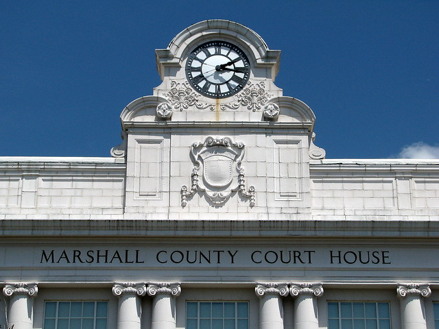 Marshall County Courthouse 4