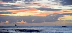 Honolulu (6) (AAron Metcalfe) Tags: sunset oahu honolulu waikikibeach