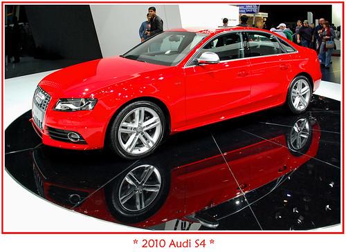 2010 Audi S4 Information