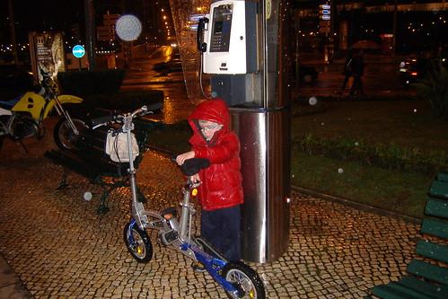 massa crítica à chuva, Janeiro 09