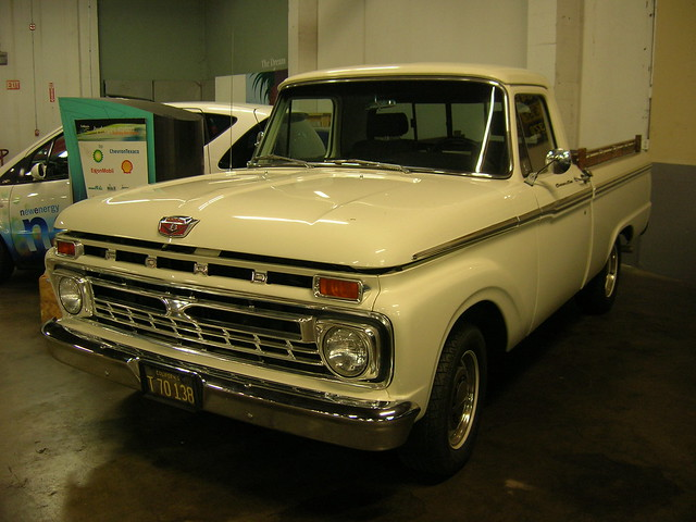 ford pickup f100 1966