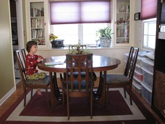 Flylady Zone 1: Dining Room AFTER