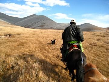 蒙古騎馬/世界那麼大
