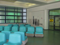 Orange County Jail Lobby