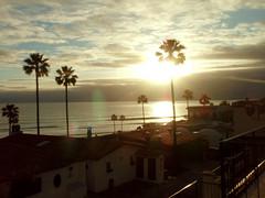Las Gaviotas sunset (sfgirl) Tags: las mexico gaviotas