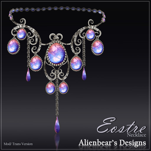 Eostre necklace Multi MS