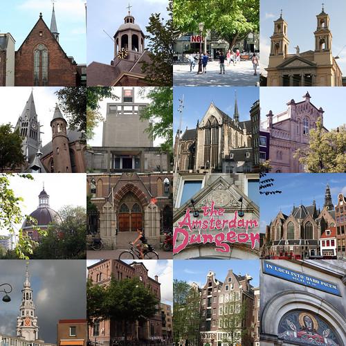 16 Voormalige Kerken