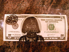 1 (HELLLA KENNY) Tags: money bill starwars drawing dollar