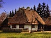 Cottage / chata :) (raphic :)) Tags: wood sky museum wooden village open air cottage straw poland polska panasonic skansen dmc thatched chata lublin niebo słoma wioska drewniany raphic fz8