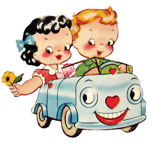 ♥Vintage Freebie: I Love it When We're Cruisin Together ...