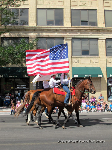 CFD Parade 2010_flag