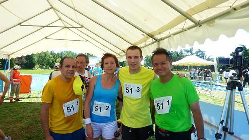 Marathon-relais du Val de Marne Les Tortues Enragees 26 juin 2011 251